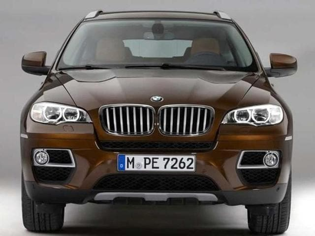 BMW to launch updated X6