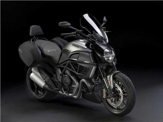 Ducati's new models for 2013