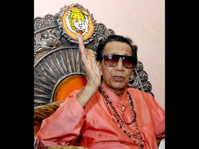 One Measure Of Bal Thackerays
