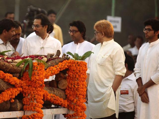MNS,Shiv Sena,BJP