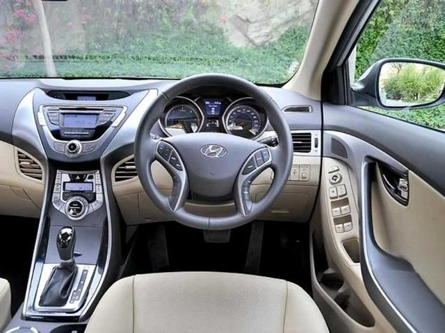 Cabin is well put together and the dash design is unique