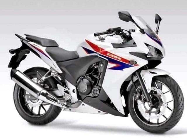 Honda reveals CBR500 trio