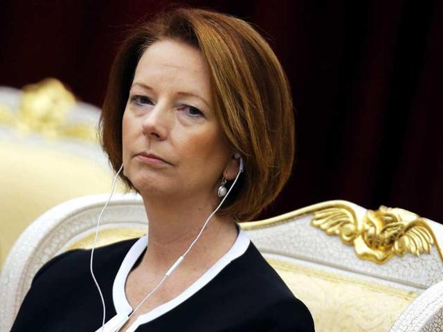 Former Australia PM Gillard probed on slush fund