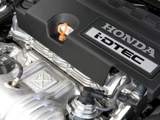 Honda says it wont stop producing diesel engines