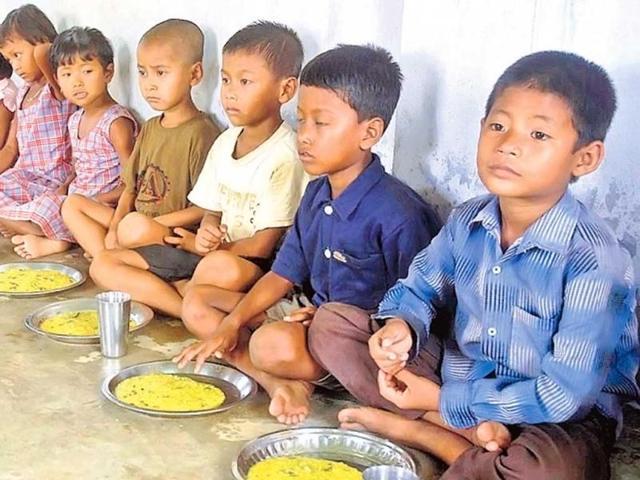 Integrated Child Development Services