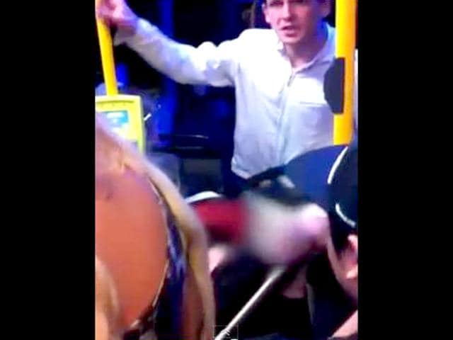 CAUGHT-ON-CAMERA-A-screen-grab-of-the-video-showing-racist-bus-passengers-of-a-Melbourne-bus