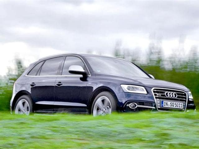 Audi SQ5 TDI review
