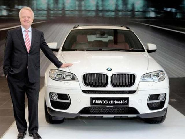 Updated BMW X6 launched