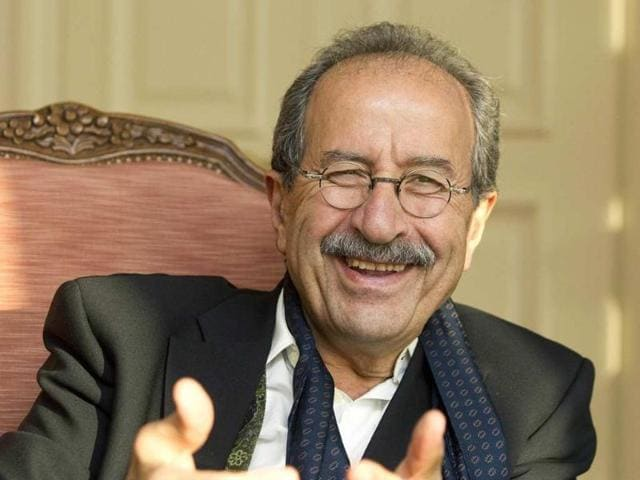 Rafik-Schami-Photo-AFP-Dieter-Nagl