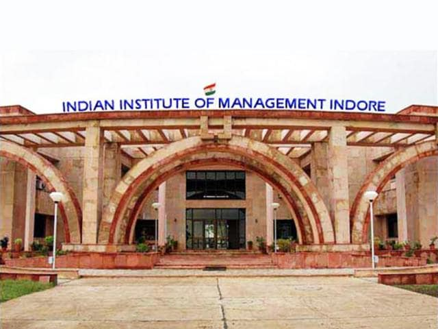 Indore: Average pay package for IIM students increases by 14%