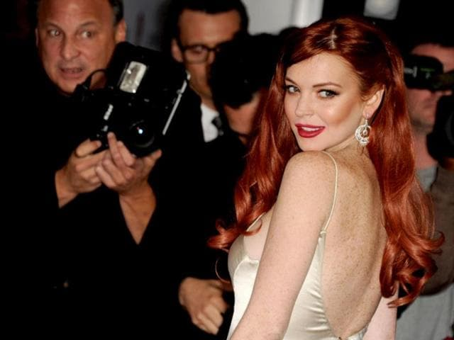 Look-back-in-style-Lindsay-Lohan-at-the-premiere-of-her-upcoming-TV-film-Liz-amp-Dick