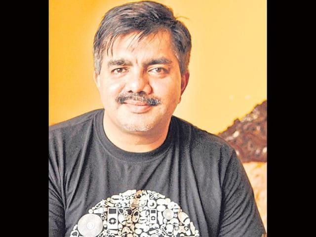 S Hussain Zaidi