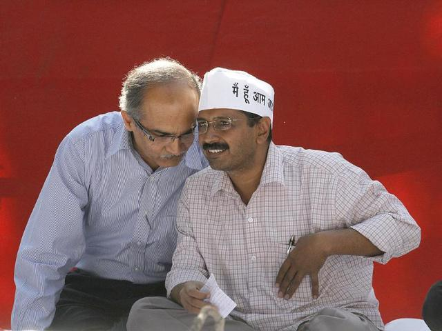 AAP Lok Sabha nomination