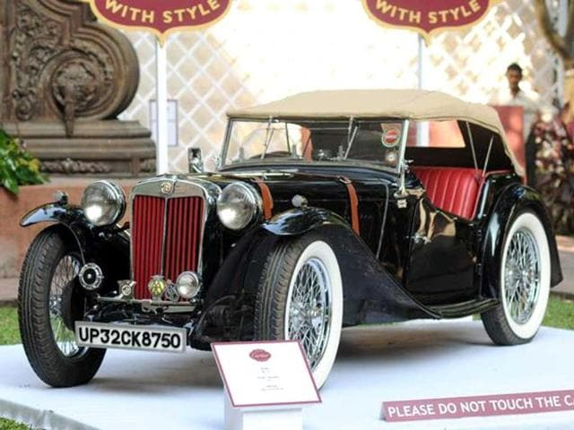 Cartier Travel with Style Concours d'Elegance preview