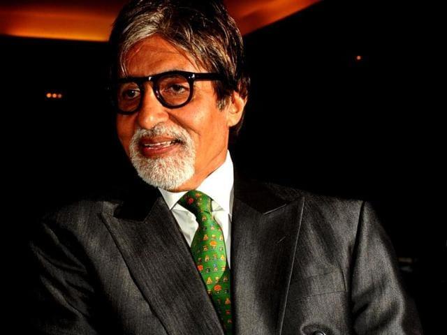 Veteran actor Amitabh Bachchan urges end of violence against women.