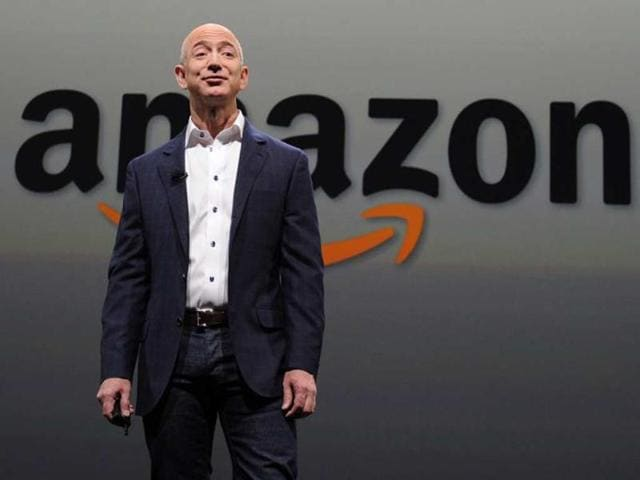 Jeff Bezos,the washington post,Amazon founder