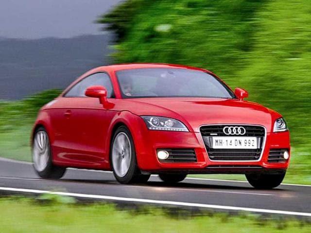 Audi TT 2.0 TFSI review, test drive