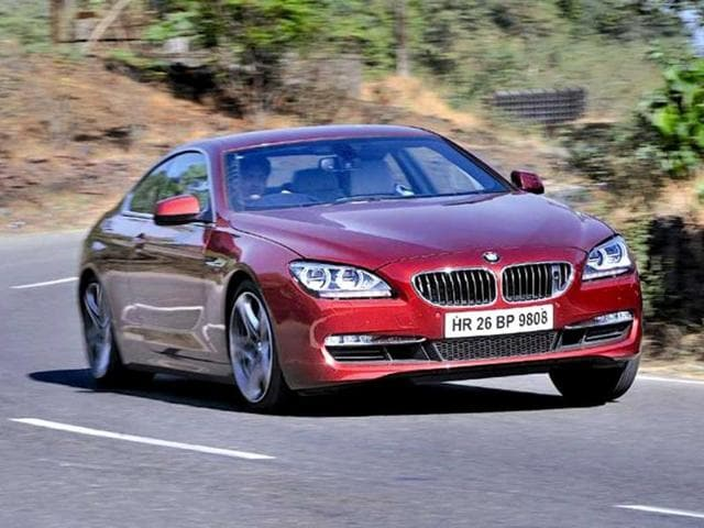BMW 640d review, test drive
