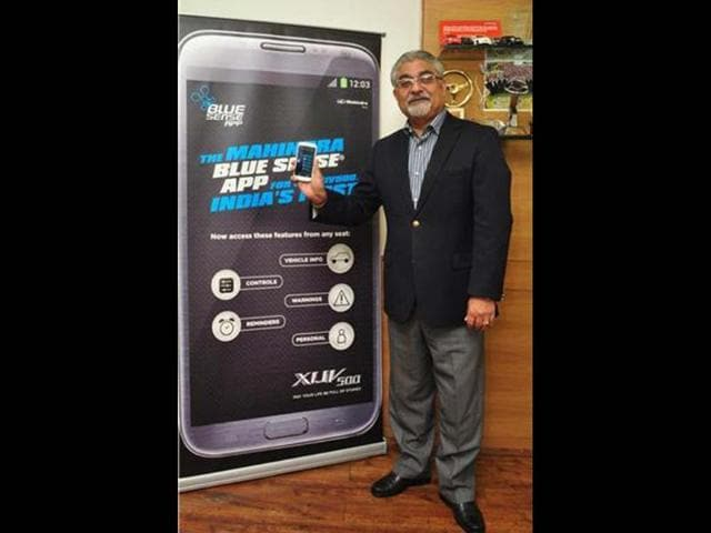 Mahindra launches new app for XUV500