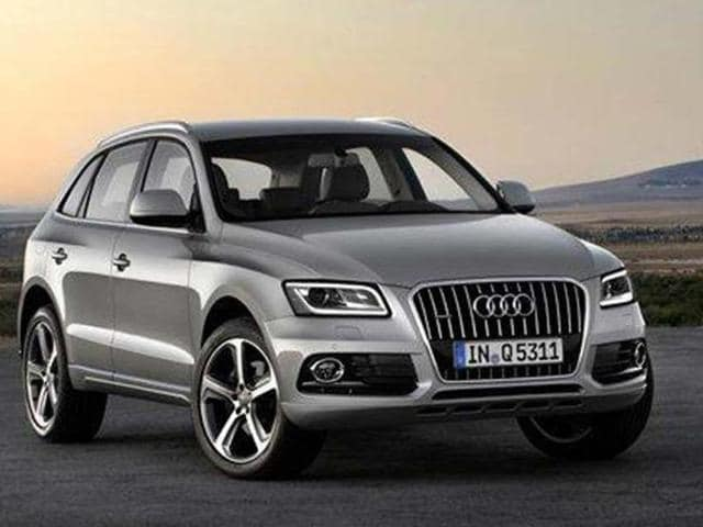 Updated Audi Q5 facelift coming in January