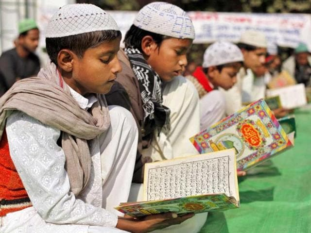a study on islam and muslims Flashback: obama was 'quite religious in  being a muslim, would have been required to study islam  quran and to study the laws of islam .