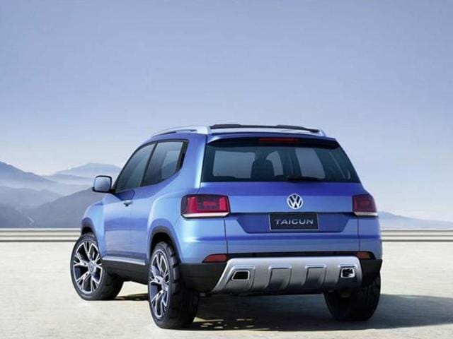 India launch hinges on VW's plans for the Up range here