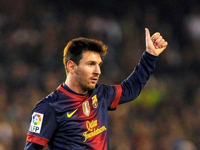 Barcelona,Lionel Messi,Javier Faus