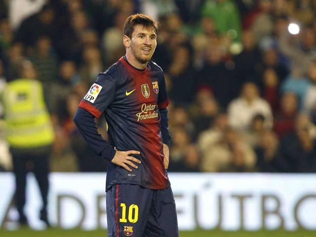 Lionel Messi,Champions League,Almeria