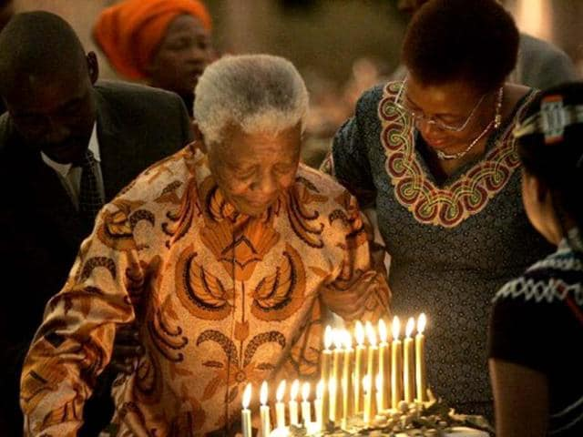 Nelson Mandela,Qunu,lung infection
