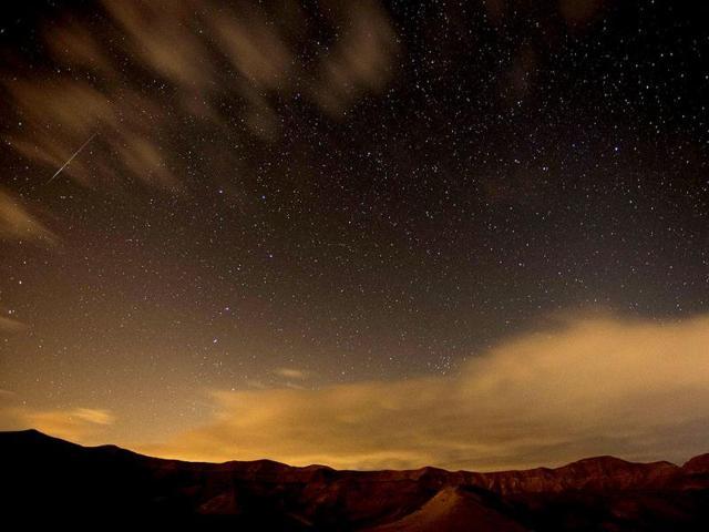2013's first meteor shower peaks this week