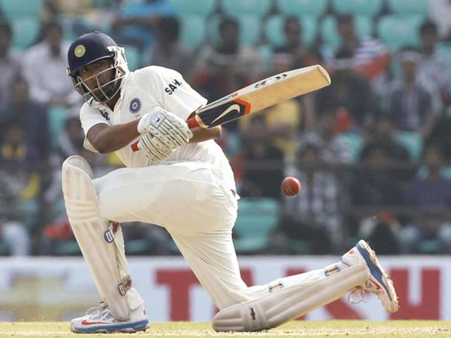 India-off-spinner-Ravichandran-Ashwin-bats-during-the-fourth-day-of-the-4th-test-match-between-India-and-England-at-VCA-stadium-in-Nagpur-Santosh-Harhare-HT-Photo