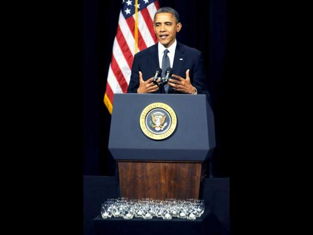 President Obama screens TV comedy 1600 Penn at White House today