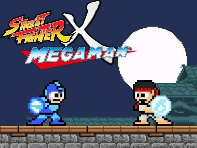Mega-Man-vs-Ryu-in-Street-Fighter-x-Mega-Man-Photo-AFP