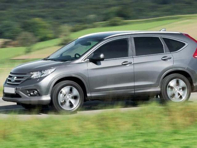 Honda Cr V,cr V,hindustan Times