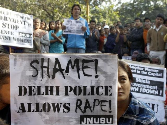 A-file-photo-of-people-staging-protest-against-rape-A-25-year-old-woman-was-allegedly-abused-by-a-radio-cab-driver-in-Delhi-late-Friday-night-putting-the-spotlight-on-women-s-safety-in-the-Capital-PTI-Photo