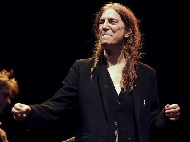 US-rock-singer-and-poet-Patti-Smith-Photo-AFP-Francois-Nascimbeni