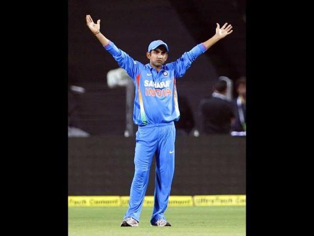 Indian-player-Gautam-Gambhir-in-action-during-the-T20-cricket-match-between-India-and-England-at-Subrata-Roy-Sahara-Stadium-in-Pune-HT-Photo-Kunal-Patil