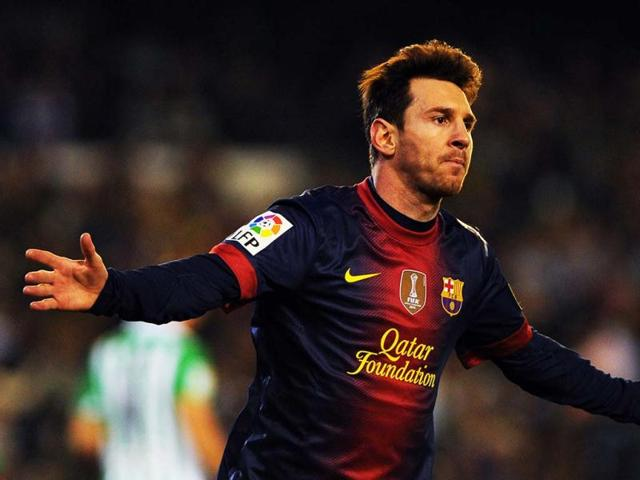 Messi targets record fourth Ballon d'Or
