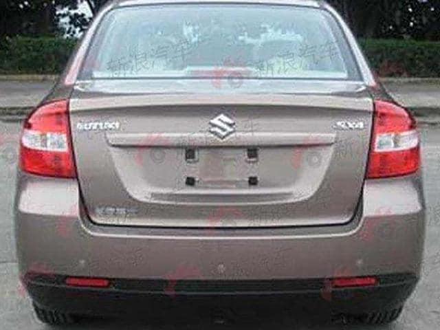 SX4 to get cosmetic upgrades.