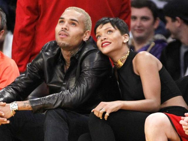 Rihanna,Chris Brown,hindustan times