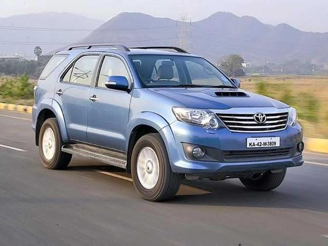SsangYong Rexton vs Toyota Fortuner vs Ford Endeavour