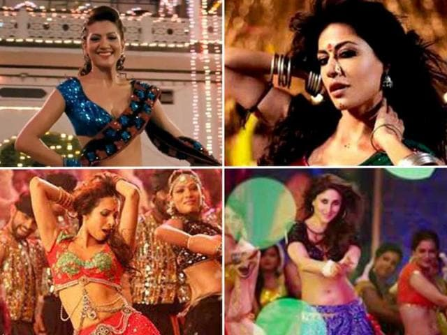 Top 10 item girls of 2012 | bollywood | Hindustan Times