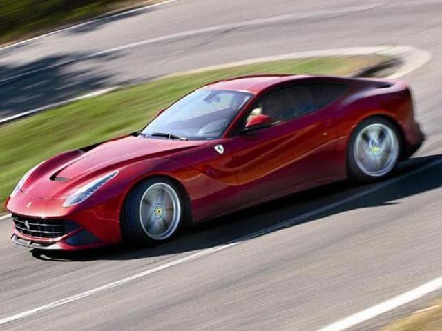 Ferrari F12 review, test drive