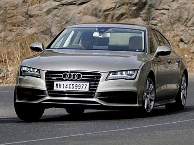 Audi A7 3.0 TDI