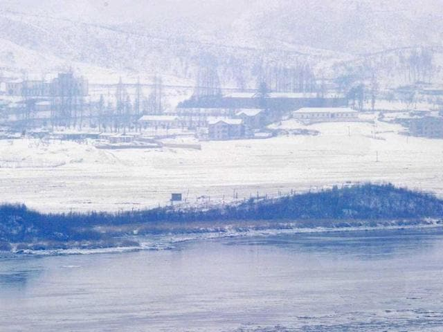 North-Korea-s-border-county-of-Kaepoong-covered-with-snow-is-seen-from-a-South-Korean-observation-post-in-Paju-near-the-Demilitarized-Zone-DMZ-dividing-the-two-Koreas-AFP-Jung-Yeon-Je