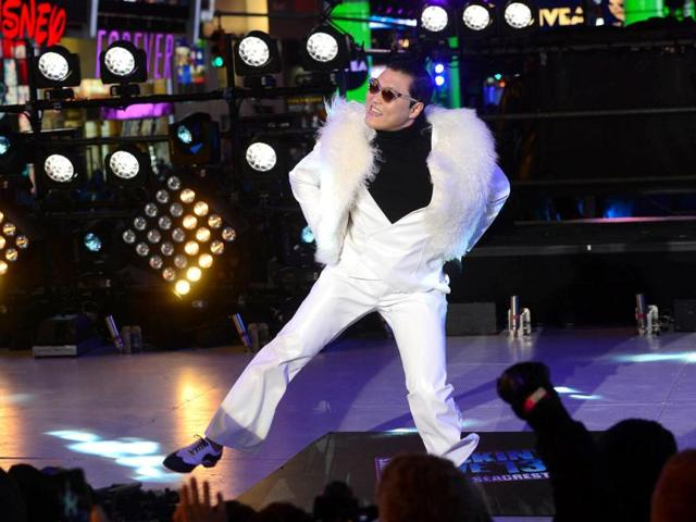 Psy,traditional Korean dance,Gangnam Style follow-up