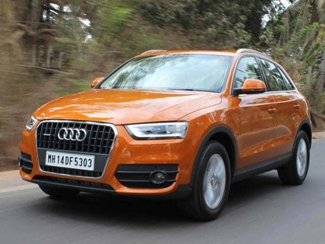 New Audi Q3 review, test drive