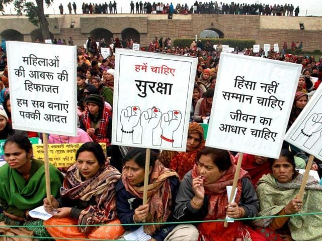 Rajghat march