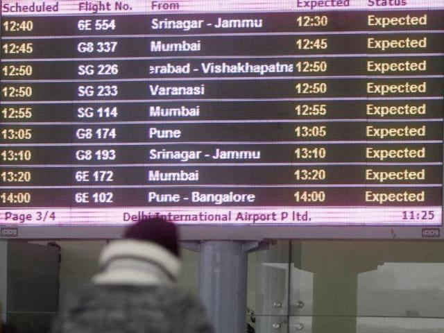 IGI Airport,Wing flaps,DGCA