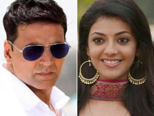 Akshay-with-Kajal-Neeraj-Pandey-has-cast-Akshay-Kumar-and-Kajal-Aggarwal-in-Special-Chabbis-It-s-an-official-remake-of-the-1983-blockbuster-of-the-same-name-Akshay-s-good-luck-charm-may-help-Kajal-s-Bollywood-career-to-take-off